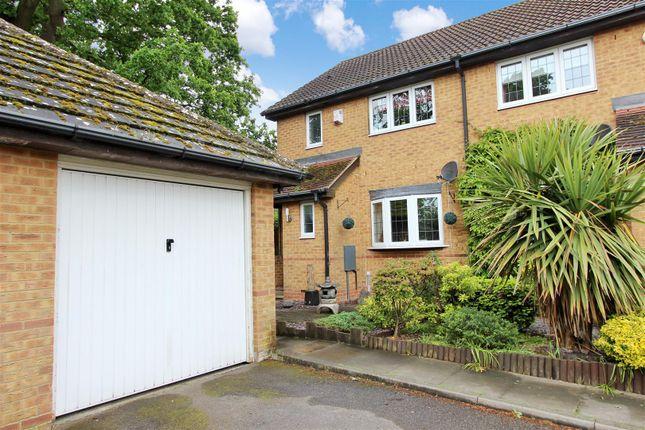 Thumbnail End terrace house for sale in The Sonnets, Gadebridge Park, Hemel Hempstead