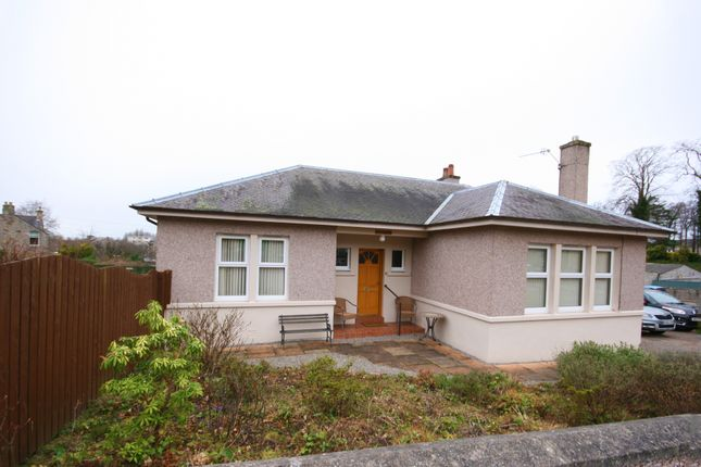 Thumbnail Bungalow for sale in Sunningdale, Alexandra Terrace, Forres