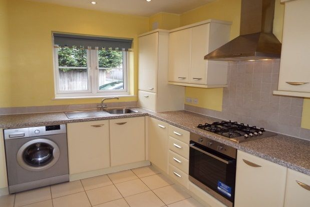 Thumbnail Terraced house to rent in Natasha Gardens, Parkstone, Poole