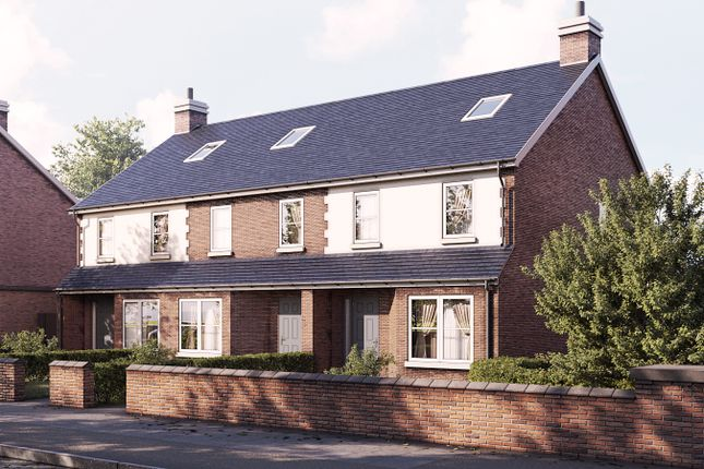 Thumbnail Property for sale in Moorside Road, Urmston, Manchester