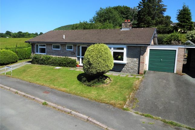 Thumbnail Bungalow for sale in Old Barn Close, Llandinam, Powys
