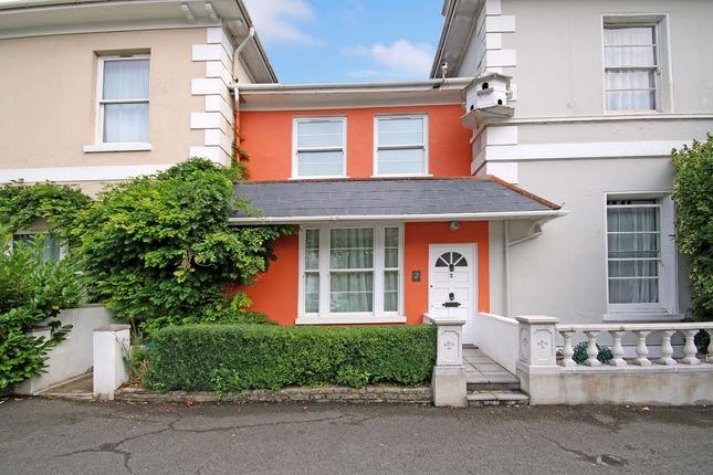 Thumbnail Terraced house for sale in Asheldon Road, Torquay