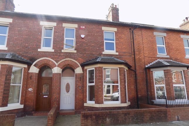 Thumbnail Terraced house for sale in River Street, Carlisle