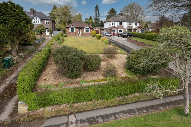 2 bed detached bungalow for sale in Chester Road, Kelsall, Tarporley CW6