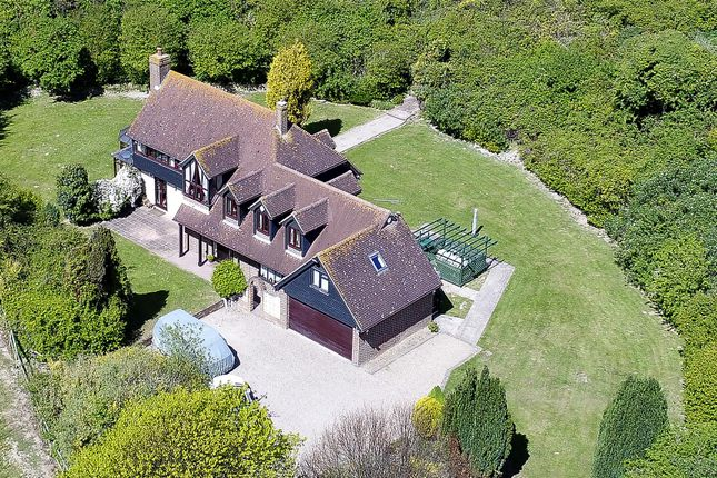 Thumbnail Detached house for sale in Sandwich Road, Hacklinge, Deal