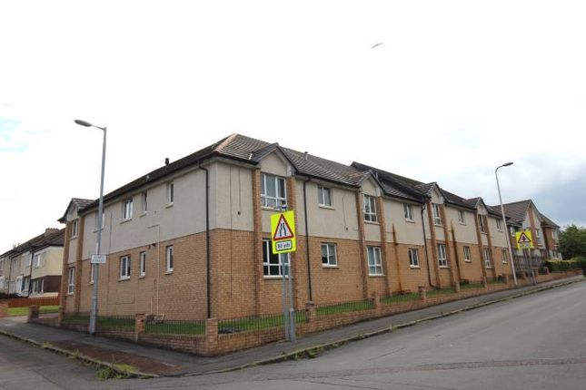 Thumbnail Flat to rent in Connelly Place, Motherwell