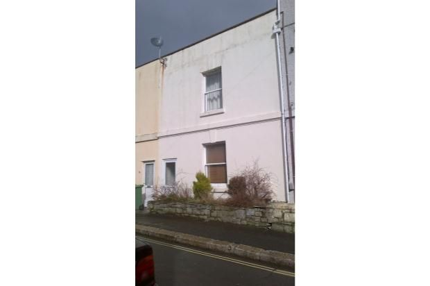 Thumbnail Terraced house to rent in Melbourne Street, Plymouth