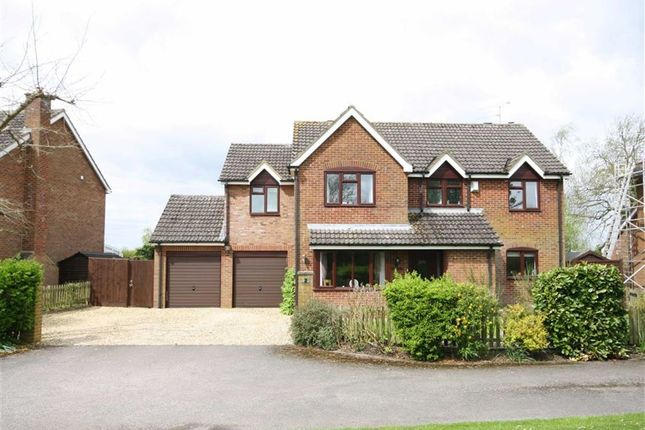 Thumbnail Detached house for sale in Fairview, Dauntsey, Dauntsey, Wiltshire