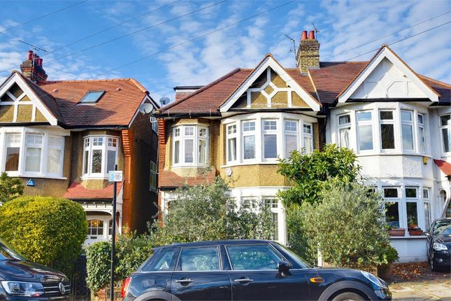 Thumbnail Semi-detached house for sale in Blake Road, Alexandra Park Borders, London