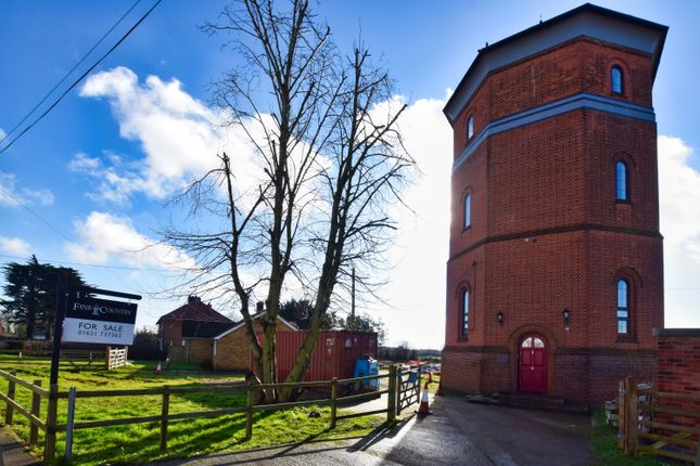 Thumbnail Detached house for sale in Kelvedon Road, Tiptree, Colchester