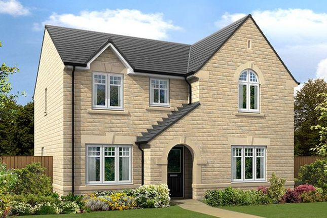 "Thumbnail Detached house for sale in ""The Salcombe V0"" at Roes Lane, Crich, Matlock"