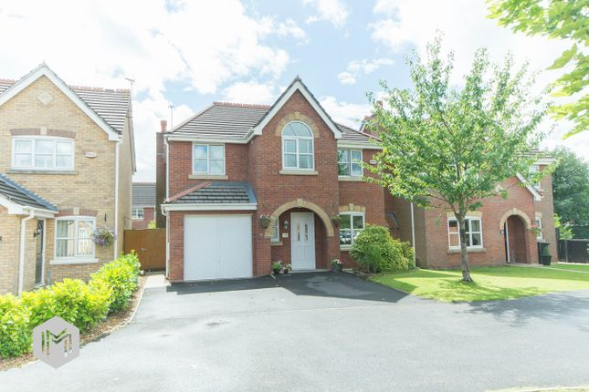 Thumbnail Detached house for sale in Canning Close, Hindley, Wigan