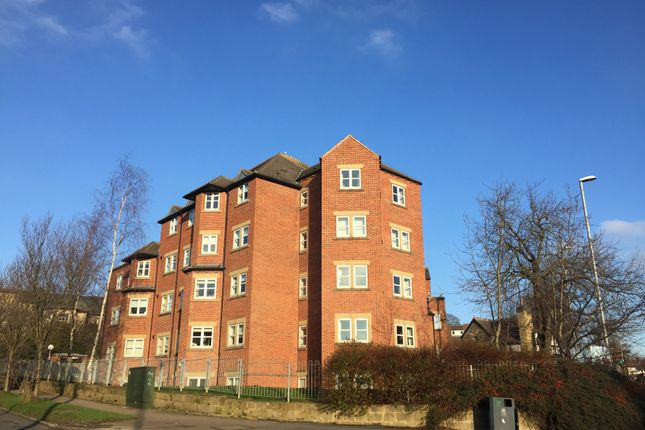 Thumbnail Flat to rent in Falkland Mount, Leeds