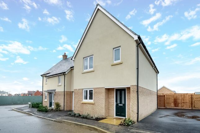 Thumbnail Semi-detached house to rent in Jazz Road, Aylesbury