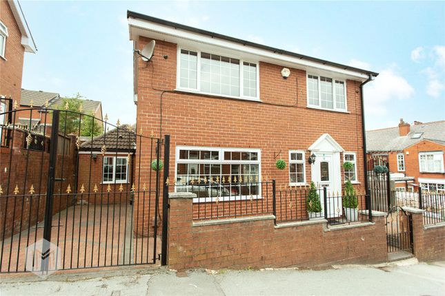 Thumbnail Detached house for sale in Ryley Avenue, Bolton