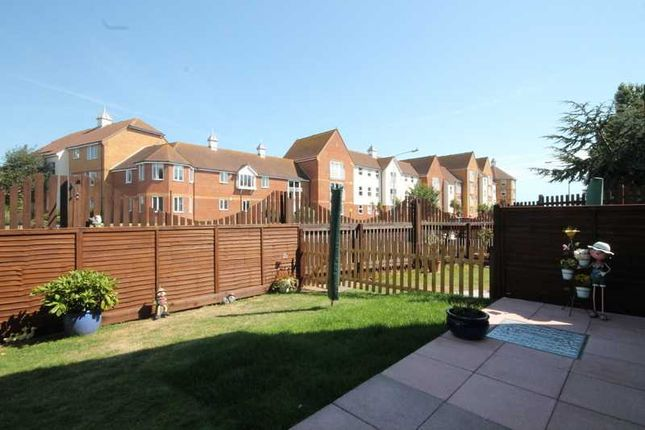 Thumbnail Flat for sale in Spinnaker Close, Clacton-On-Sea