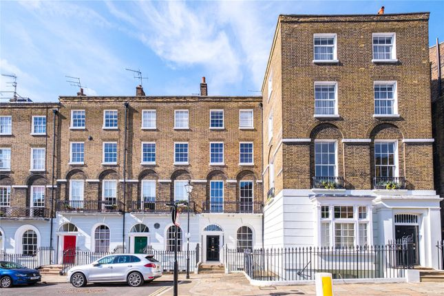 Thumbnail Terraced house for sale in Myddelton Square, London