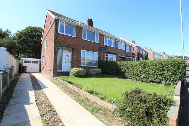 Thumbnail Semi-detached house to rent in Manor Crescent, Walton, Wakefield