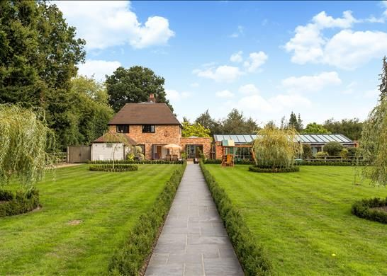 Thumbnail Detached house for sale in Steep Hill, Woking, Surrey