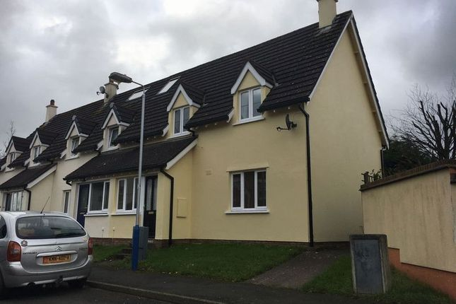 Thumbnail Semi-detached house to rent in Lakeside Road, Douglas, Isle Of Man