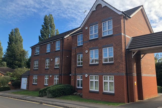 Thumbnail Flat to rent in The Nurseries, Northampton