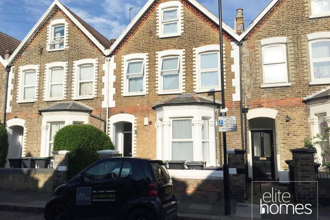 Thumbnail Studio to rent in Baronet Road, London