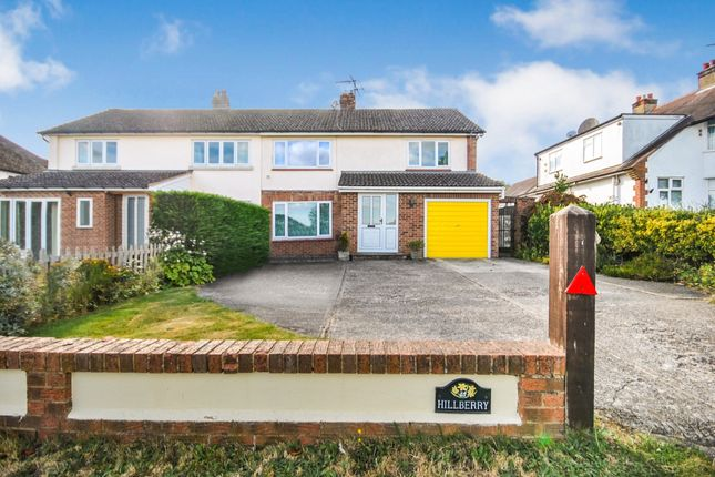 Thumbnail Semi-detached house for sale in Latchmore Bank, Little Hallingbury