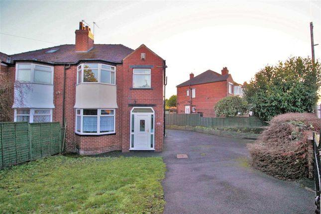 Thumbnail Semi-detached house for sale in Dewsbury Road, Beeston, Leeds