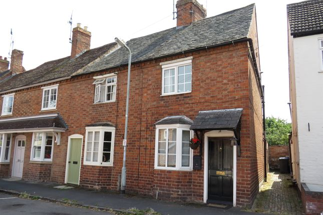 Thumbnail End terrace house for sale in Chapel Street, Wellesbourne, Warwick
