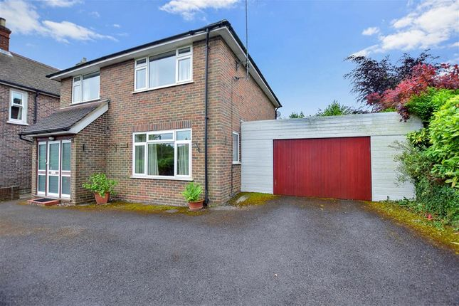 Thumbnail Detached house for sale in Woods Hill Lane, Ashurst Wood, West Sussex