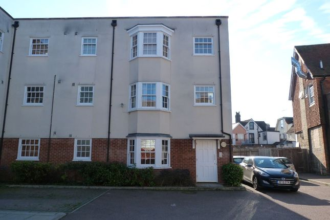 Thumbnail Flat for sale in Darlington Court, Station Road, Old Harlow, Essex