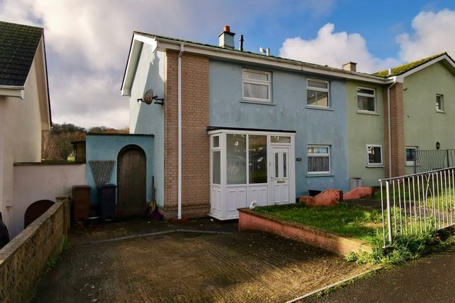 2 bed semi-detached house to rent in Isigny Road, Kingsbridge TQ7
