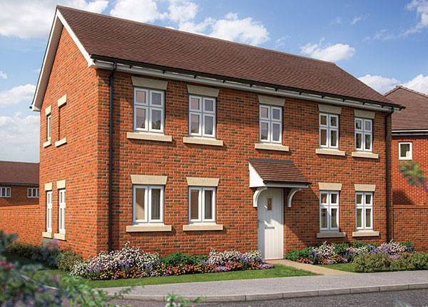 """Thumbnail Property for sale in """"The Montpellier"""" at Marley Close, Thurston, Bury St. Edmunds"""