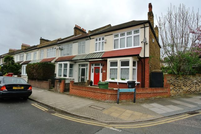 Thumbnail End terrace house to rent in Chudleigh Road, London