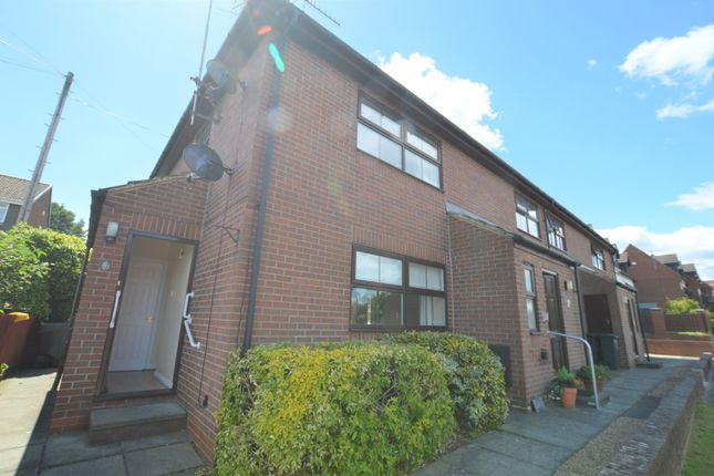 Thumbnail Flat to rent in Oakfield Park, Prudhoe