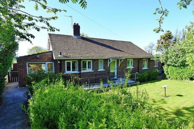 Thumbnail Detached bungalow for sale in Lambley Bank, Scotby, Carlisle