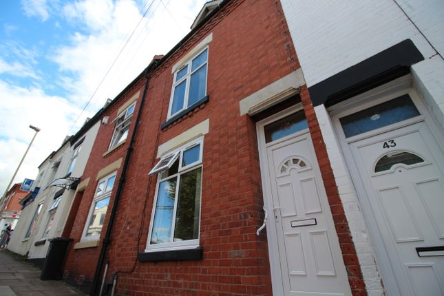 Thumbnail Room to rent in Hartington Road, Mere Road, Highfields, Leicester