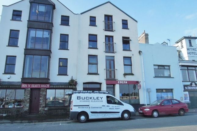 Thumbnail Flat to rent in 5 West Quay, Ramsey