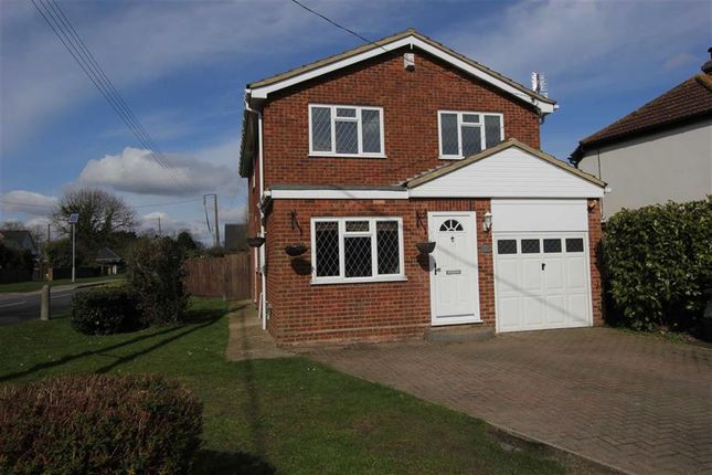 Thumbnail Detached house to rent in Crow Lane, Woodham Ferrers, Essex