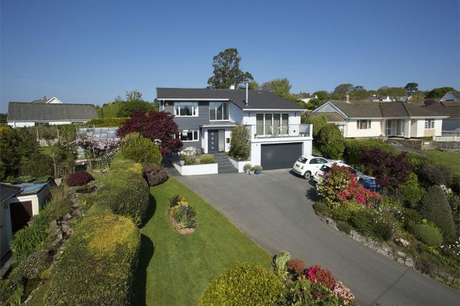 Thumbnail Detached house for sale in Ropewalk, Penpol, Nr Truro, Cornwall