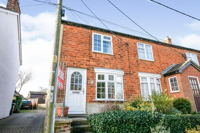 Thumbnail End terrace house for sale in Shillington Road, Gravenhurst, Bedford, Bedfordshire