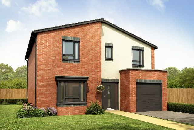 Thumbnail Detached house for sale in Hollywell Fields, Off Hardy Close, Kimberley
