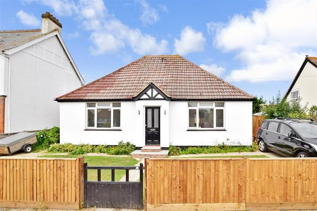 Thumbnail Detached bungalow for sale in Manor Road, Selsey, Chichester, West Sussex
