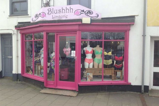 Retail premises for sale in Blushhh, 49, Fore Street, Hayle, Cornwall