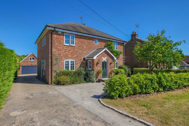 Thumbnail Detached house for sale in Layer Breton Hill, Layer Breton, Colchester
