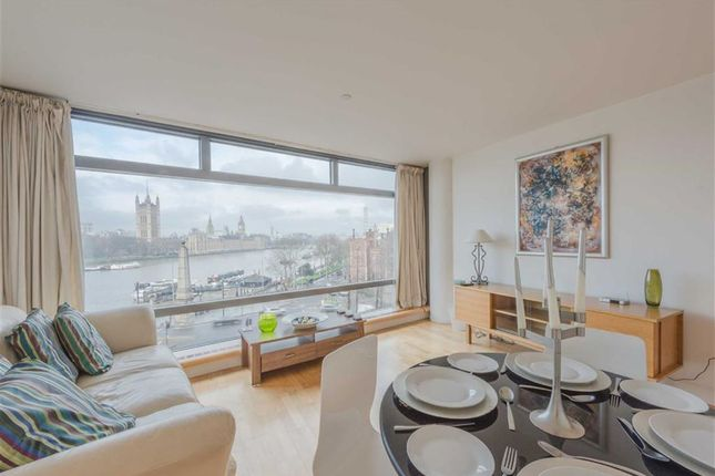 2 bed flat for sale in Parliament View, 1 Albert Embankment, Waterloo, London