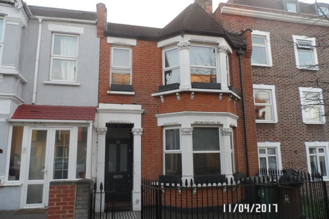Thumbnail End terrace house for sale in Falmer Road, London
