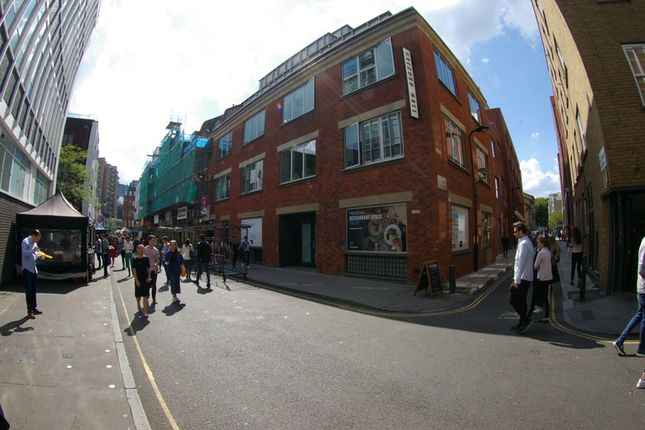Thumbnail Retail premises to let in Leather Lane, London, United Kingdom