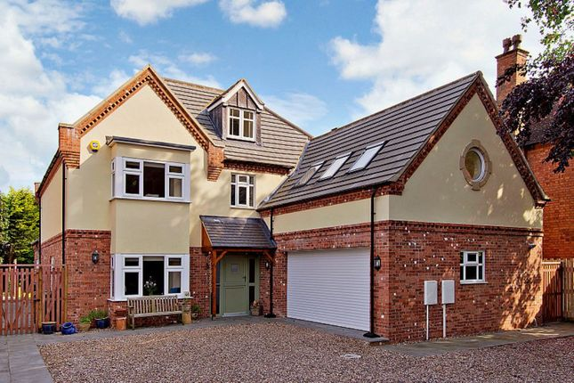 Thumbnail Detached house to rent in Nettleham Road, Lincoln