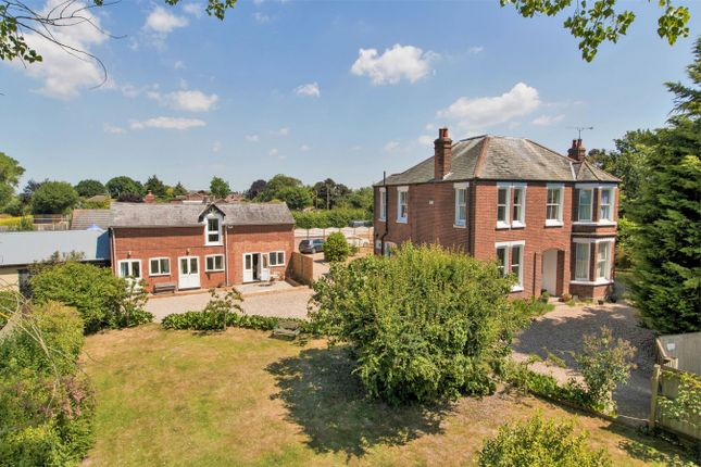 Thumbnail Detached house for sale in Brightlingsea Road, Thorrington, Colchester, Essex